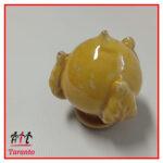 Pumo 10 cm giallo